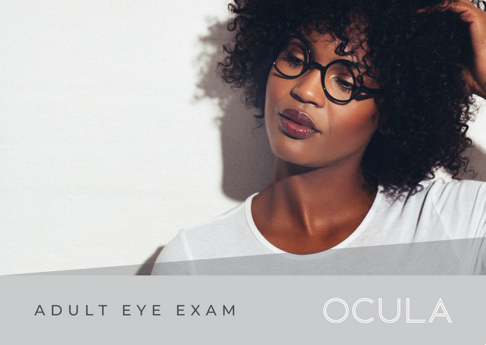 Adult Eye Examination (16yrs +)