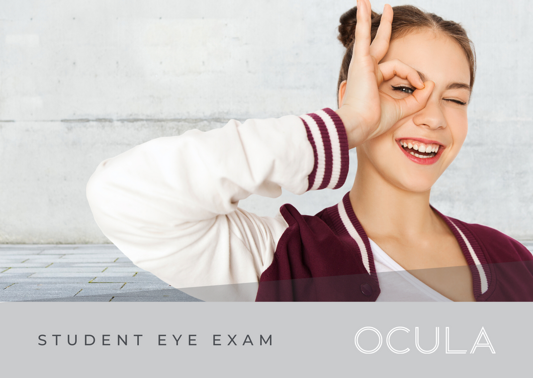 Student Eye Examination (5-16yrs)