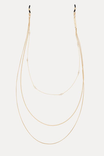 Frame Chain -  In Chainz Sunglasses Chain  - Yellow Gold