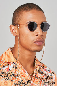 Frame Chain -  Roller Chain Sunglasses Chain  - Rose