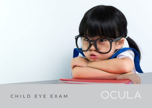 Child Eye Examination (2-5yrs)