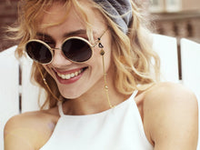 Load image into Gallery viewer, Sunny Cords - Chloé Sunglasses Chain - Gold