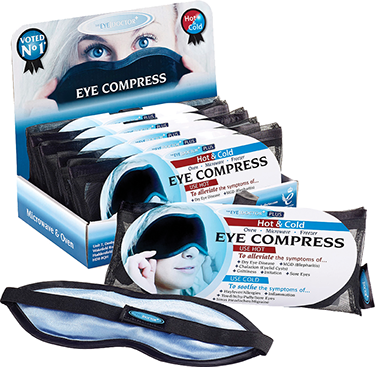 The Eye Doctor Eye Compress