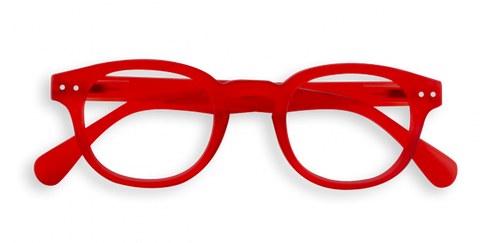 Izipizi Reading Glasses #C - Red