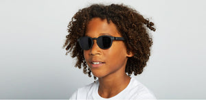 Izipizi Sun Junior C Sunglasses - Black