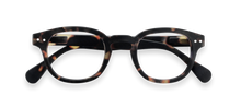 Load image into Gallery viewer, Izipizi Reading Glasses #C - Tortoise