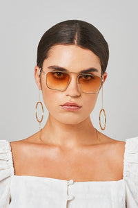 Frame Chain -  Circle of Lust Sunglasses Chain  - Yellow Gold