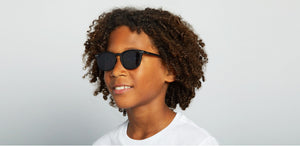 Izipizi Sun Junior E Sunglasses - Black