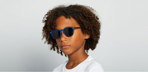 Izipizi Sun Junior E Sunglasses - Navy Blue