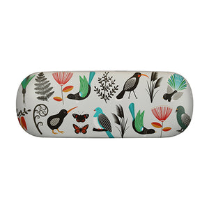Kiwiana Glasses Cases with Cloth - Native Print