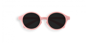 Izipizi SUN KIDS Polarised Sunglasses - Pastel Pink