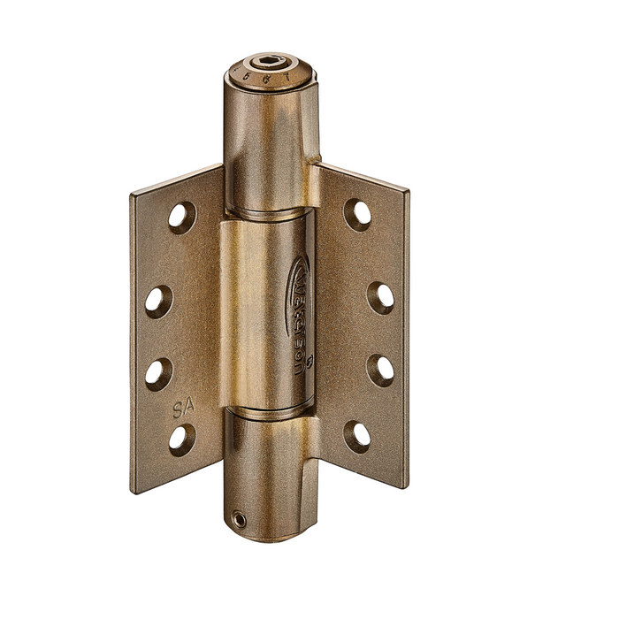 "K51M-400-B3  | Hydraulic Hybrid Self Closing Hinge | 4.0"" x 4.0"" 