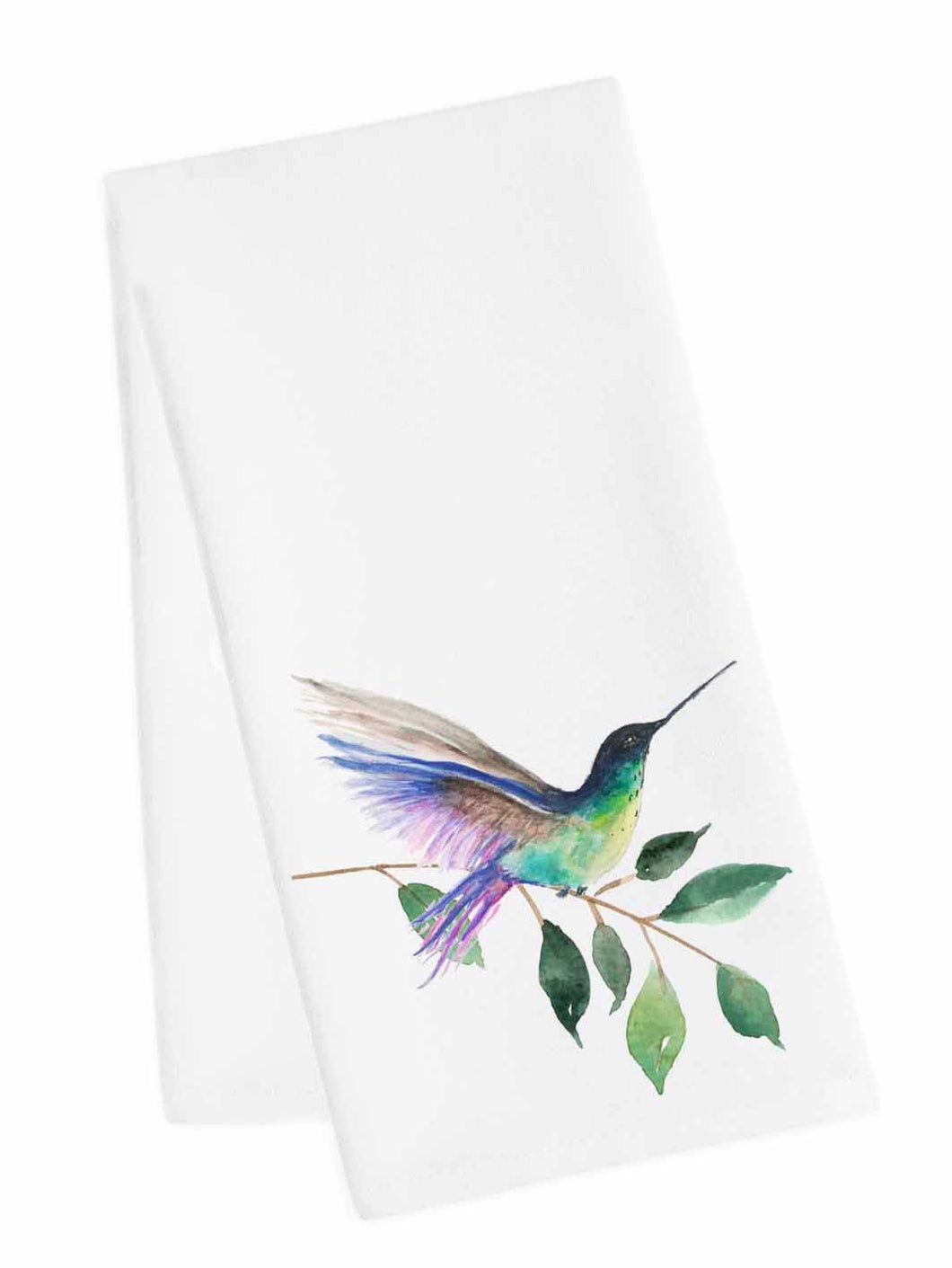 Bird Tea Towel<br>Hummer 2