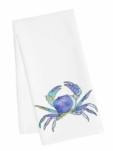 Coastal Tea Towel<br>Crab