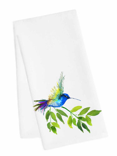 Bird Tea Towel<br>Hummer 1