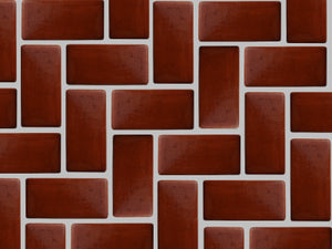 Lincoln Rectangle Clay Floor Tile