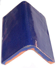 Load image into Gallery viewer, Cobalt Blue Talavera Clay V-Cap
