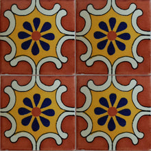 Load image into Gallery viewer, Arab Terra Talavera Mexican Tile