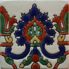 Load image into Gallery viewer, Alhambra Kashana 3 Talavera Tile