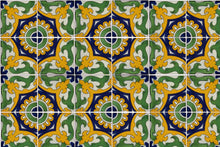 Load image into Gallery viewer, Vicenza Talavera Mexican Tile
