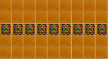 Load image into Gallery viewer, Butterfly Talavera Mexican Tile