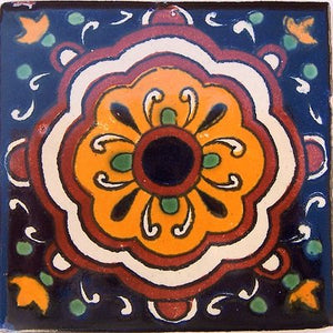 Full Cupula Talavera Mexican Tile
