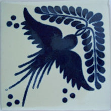Load image into Gallery viewer, Golondrina Talavera Mexican Tile