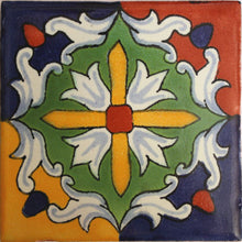 Load image into Gallery viewer, Veneto Talavera Mexican Tile