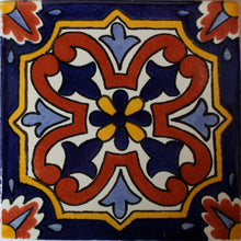 Load image into Gallery viewer, Picota Talavera Mexican Tile