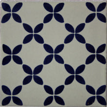Load image into Gallery viewer, Violets Mesh Talavera Mexican Tile