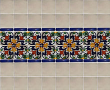 Load image into Gallery viewer, Hortensia Talavera Mexican Tile