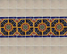 Load image into Gallery viewer, Castilla Talavera Mexican Tile