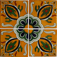Load image into Gallery viewer, Colima Talavera Mexican Tile