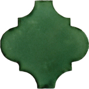 Green Lantern Mexican Tile