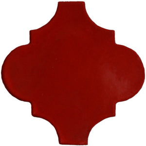 Red Lantern Mexican Tile