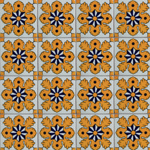 Load image into Gallery viewer, Forsythia Santa Barbara Mexican Tile