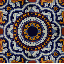 Load image into Gallery viewer, Full Moroccan Talavera Tile