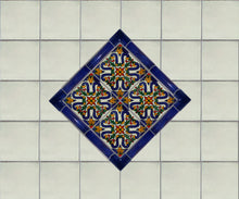 Load image into Gallery viewer, Atessa Talavera Mexican Tile