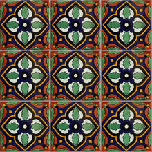 Load image into Gallery viewer, Sassari Talavera Mexican Tile