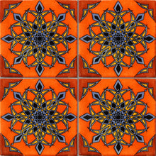 Load image into Gallery viewer, Quiroga Talavera Mexican Tile