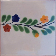 Load image into Gallery viewer, Bouquet Bower Talavera Mexican Tile