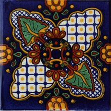 Load image into Gallery viewer, Alaraz Talavera Mexican Tile