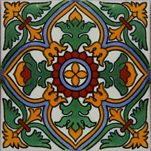 Load image into Gallery viewer, Coria Talavera Mexican Tile