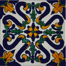Load image into Gallery viewer, Ures Talavera Mexican Tile