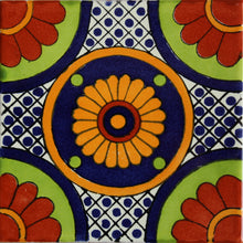Load image into Gallery viewer, Bacanora Talavera Mexican Tile