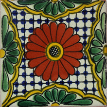 Load image into Gallery viewer, Tarachi Talavera Mexican Tile