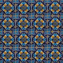 Load image into Gallery viewer, Movas Talavera Mexican Tile