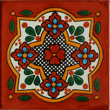 Load image into Gallery viewer, Tepupa Talavera Mexican Tile
