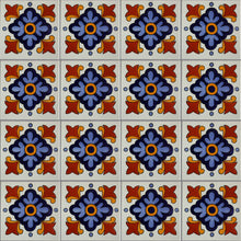 Load image into Gallery viewer, Natora Talavera Mexican Tile