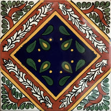 Load image into Gallery viewer, Full Morelia Talavera Mexican Tile